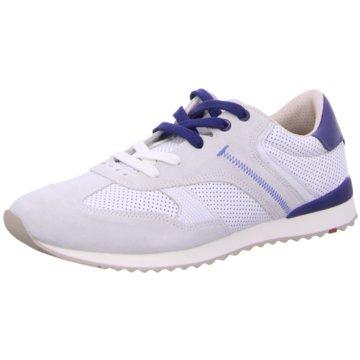 Lloyd Sneaker Low weiß