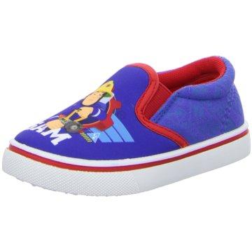 Disney Slipper blau