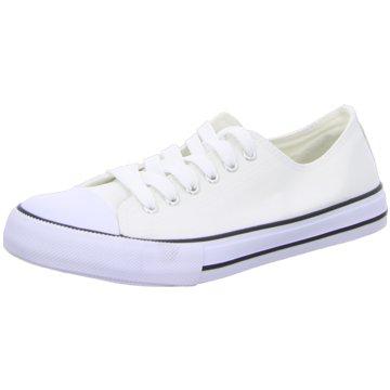Fight Sneaker Low weiß