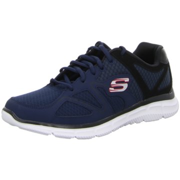 Skechers Sneaker LowVERSE-FLASH POINT blau