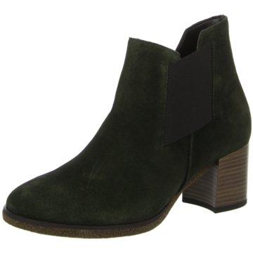 Gabor comfort Chelsea Boot grün