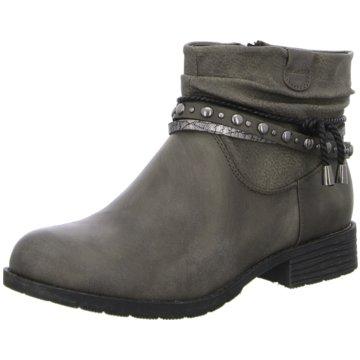 Hengst Footwear Klassische Stiefelette grau