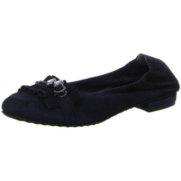 Kennel + Schmenger Eleganter BallerinaMalu blau