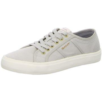 Gant Sneaker Low silber