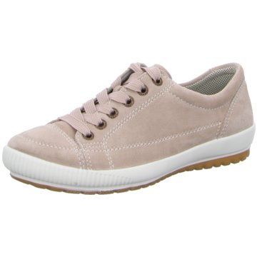 Legero Komfort SchnürschuhSneaker rosa