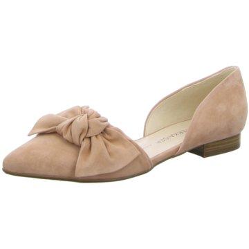 Peter Kaiser Top Trends Ballerinas rosa