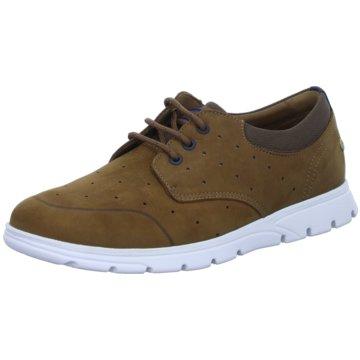 Panama Jack Sneaker Low braun