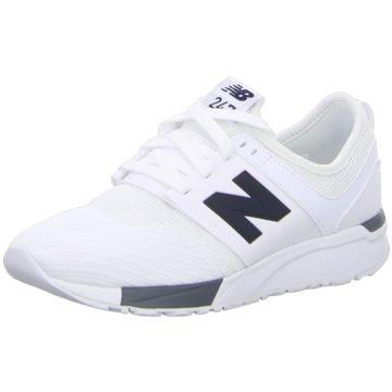 New Balance Top Trends Sneaker weiß