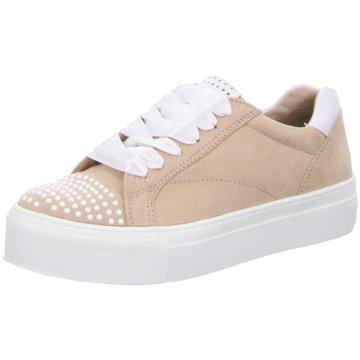 Marco Tozzi Plateau Sneaker rosa