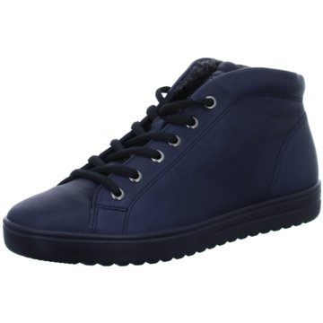 Ecco Komfort StiefeletteFara blau