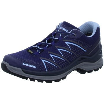 LOWA Outdoor SchuhFERROX PRO GTX LO Ws - 320649 blau