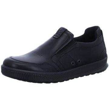 Ecco Komfort Slipper schwarz