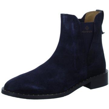 Gant Chelsea Boot blau