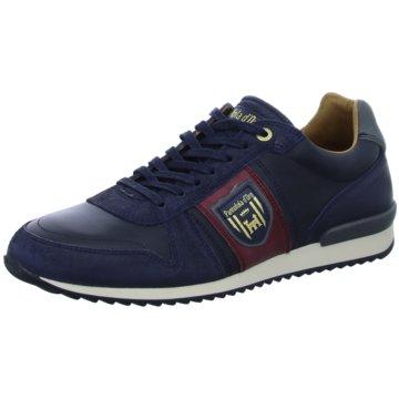 Pantofola d` Oro Klassischer Schnürschuh blau