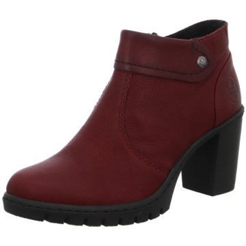 Rieker Ankle Boot rot