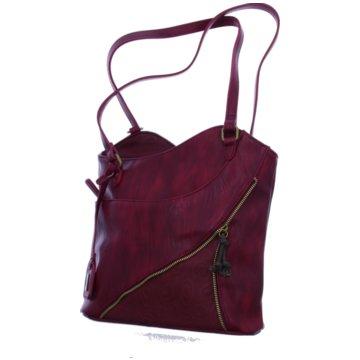 Rieker Taschen Damen rot