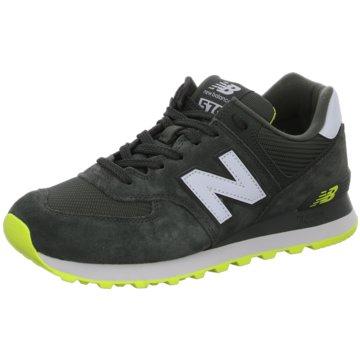 New Balance Sneaker High grün