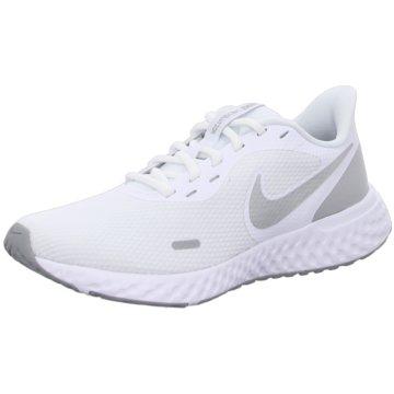 Nike Sneaker LowREVOLUTION 5 - BQ3207-100 weiß