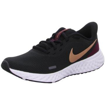 Nike Sneaker LowRevolution 5 Women schwarz