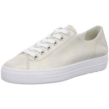 Paul Green Sneaker Low gold