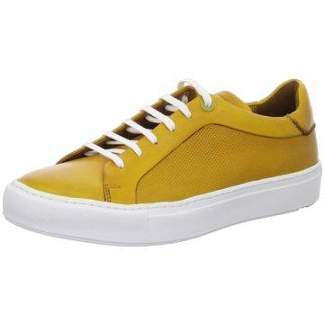 Lloyd Sneaker Low gelb