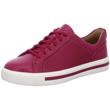 Clarks Sneaker Low pink