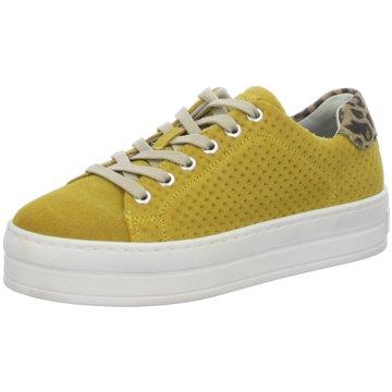 Bullboxer Sneaker Low gelb