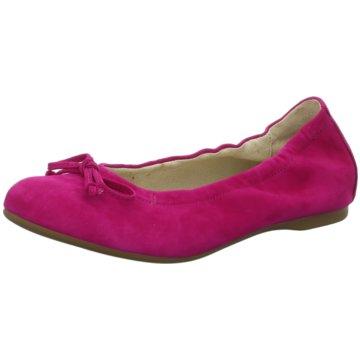 Gabor Faltbarer Ballerina pink