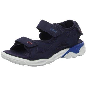 Ecco Offene SchuheBiom Raft blau