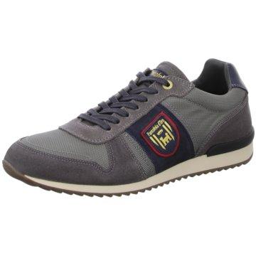 Pantofola d` Oro Sportlicher Schnürschuh grau