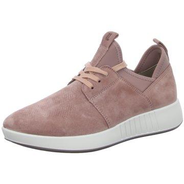 Legero Sportlicher SchnürschuhSneaker rosa