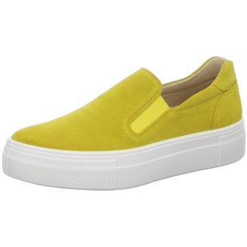 Legero Top Trends Slipper gelb