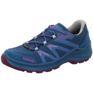 LOWA Wander- & BergschuhINNOX PRO GTX LO LACING - 640117 blau