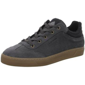 LOWA Sneaker Low grau