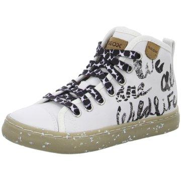 Geox Sneaker HighWWF Schuh! weiß