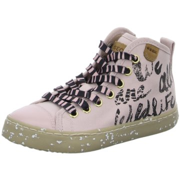 Geox Sneaker High rosa