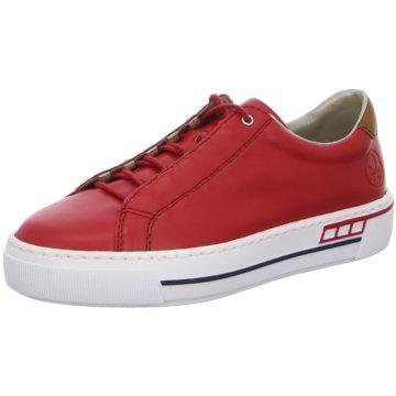 Rieker Sneaker Low rot
