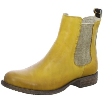 Post XChange Chelsea Boot gelb