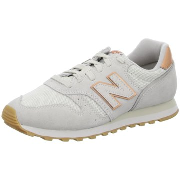 New Balance Sneaker Low beige
