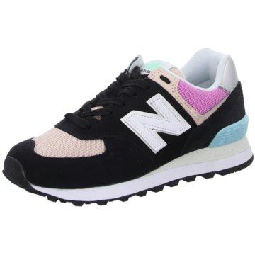 New Balance Sneaker LowWL574 B - 775091 50 schwarz