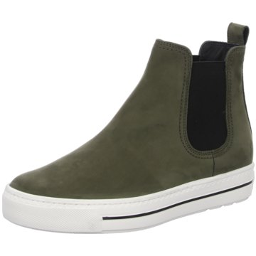 Paul Green Chelsea Boot grün