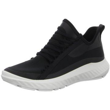 Ecco Sneaker LowECCO ST.1 LITE W schwarz