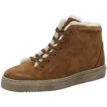 Sioux Sneaker High braun