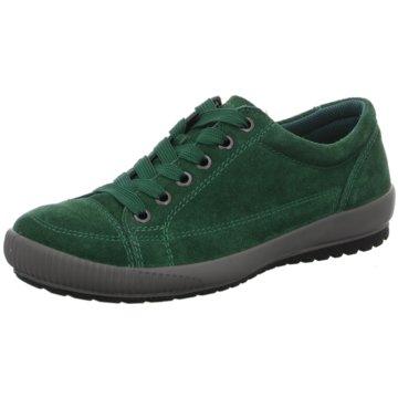 Legero Komfort SchnürschuhTonaro grün