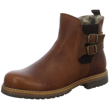 Bullboxer Boots braun