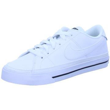 Nike Sneaker LowCOURT LEGACY - CU4149-101 weiß