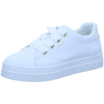 Gant Sneaker LowAvona Sneaker weiß weiß