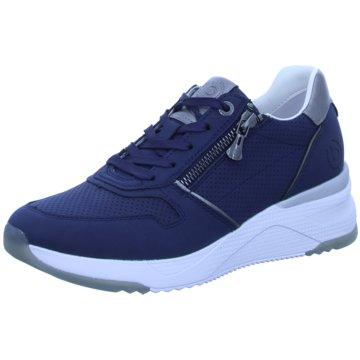 Bugatti Sneaker Low blau