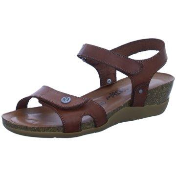 Cosmos Comfort Komfort Sandale braun