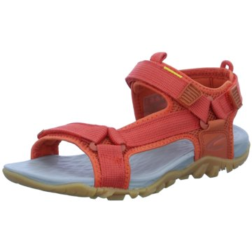 camel active Outdoor Schuh orange